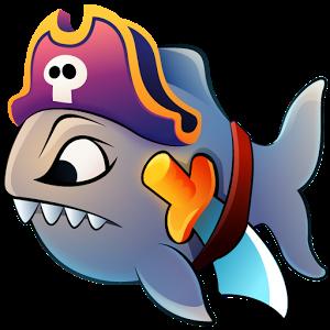 鱼与海盗图标