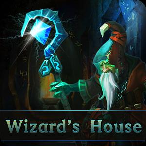 逃离神秘魔法师的家