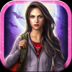 吸血鬼愛情故事游戲和隱藏的對象圖標