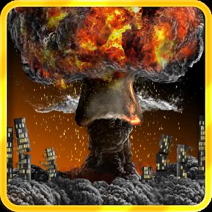 核轰炸机图标