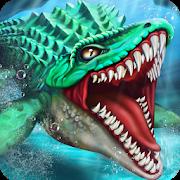 侏羅紀恐龍水世界