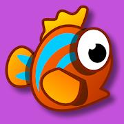 小鱼快跑图标