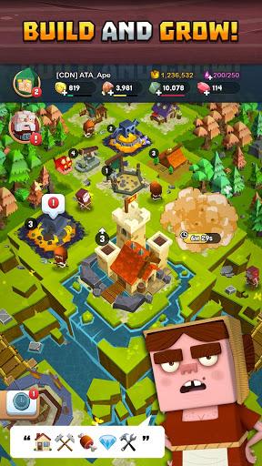 王国之战游戏截图