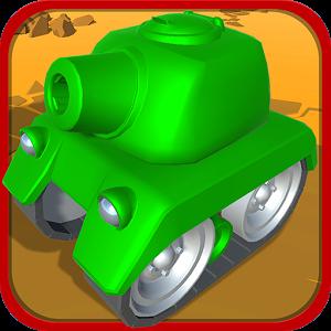 坦克英雄块战争图标