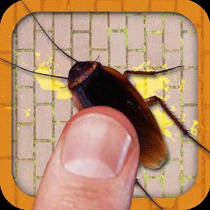 蟑螂粉碎机图标