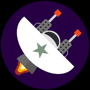 太空射击游戏图标