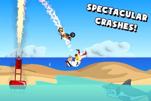 特技摩托骑士游戏截图