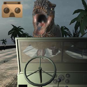 VR侏罗纪逃亡图标