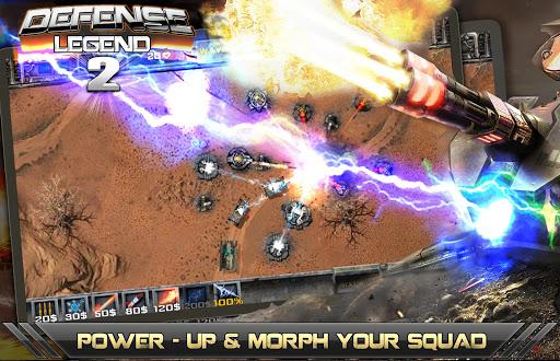 防御传奇2游戏截图