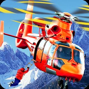 直升机救援2016图标