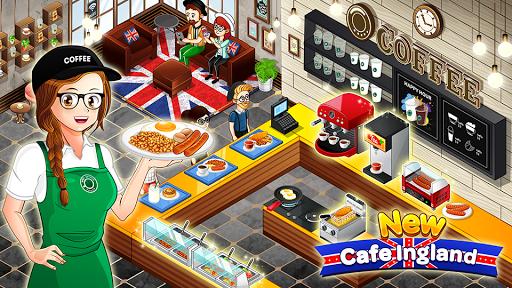 咖啡厅大作战:烹饪餐厅游戏截图