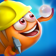 Tiny Fish Tap - Idle Clicker Tycoon Game Free