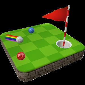 一起打高尔夫球图标