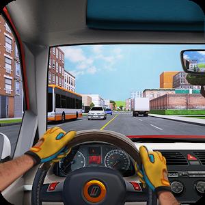 城市模拟驾驶图标