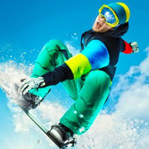 滑雪板盛宴:阿斯彭图标