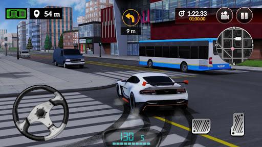 城市模拟驾驶游戏截图