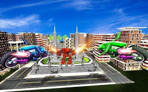 飞行机器人大战截图9
