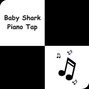 钢琴瓷砖:鲨鱼一家