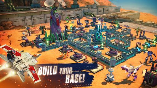变形金刚:地球战争(TRANSFORMERS: Earth Wars)游戏截图