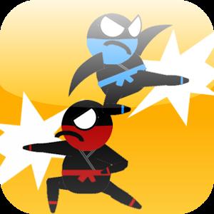 跳跃忍者战斗图标