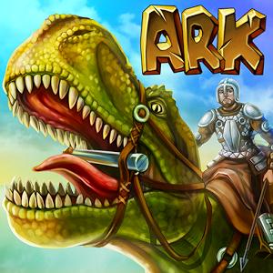 诺亚方舟生存记恐龙岛(The Ark of Craft: Dinosaurs)图标