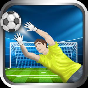 足球守门员安卓版图标