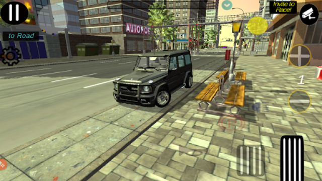 多人停车最新安卓版游戏截图