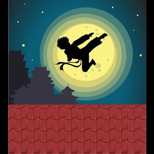 飞行忍者小子图标