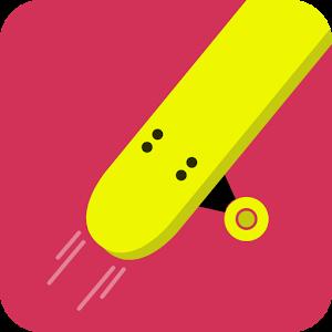 特技滑板图标
