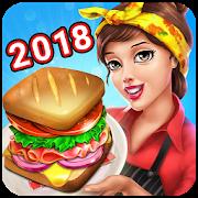 餐车厨师:烹饪游戏图标