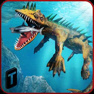 深海远古巨兽