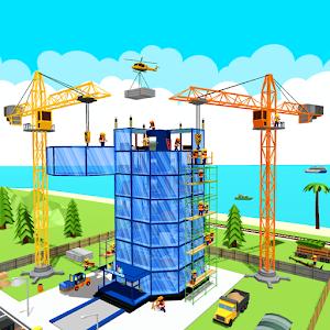 小塔建筑:工艺和建筑安卓版图标