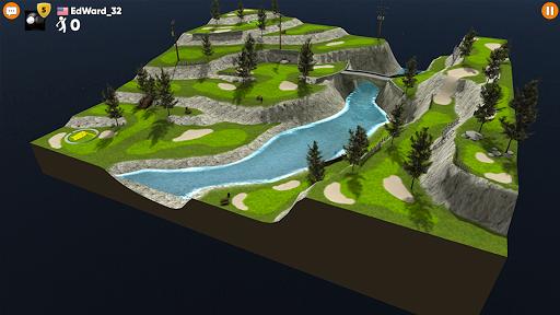 高尔夫之战游戏截图