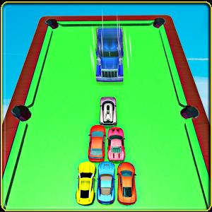 汽车台球池:汽车台球特技图标