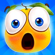 重力橙子2 -- 疯狂切割绳子物理重力游戏图标