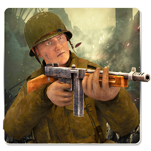 战争二战前线电话:FPS射击图标