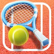 袖珍网球联赛图标