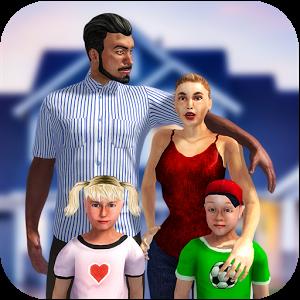 虚拟妈妈:终极家庭的女人