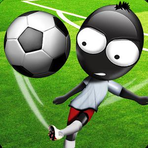火柴人踢足球