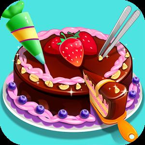 儿童烹饪蛋糕店