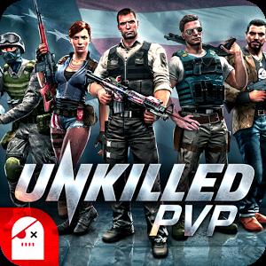UNKILLED:生存射击游戏图标