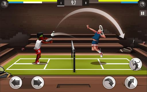 羽毛球高高手游戏截图
