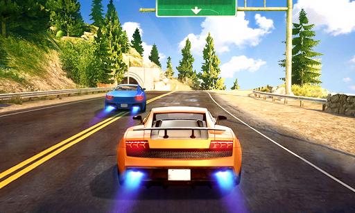 街头赛车3D游戏截图