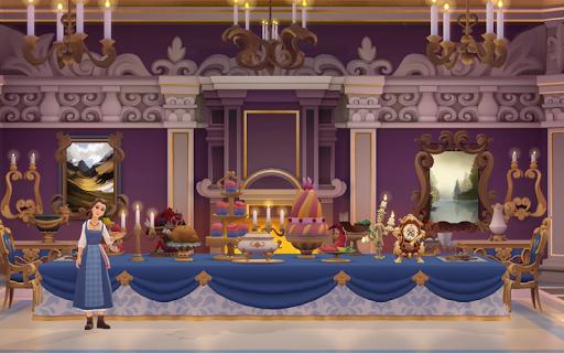 迪士尼(美女与野兽)游戏截图
