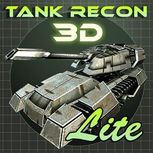 禁锢坦克3D图标