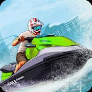 滑水水赛车:极限速度图标