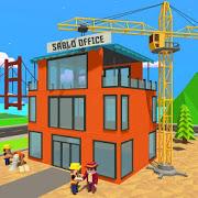 办公建筑施工安卓版图标