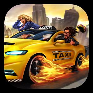 疯狂出租车司机图标