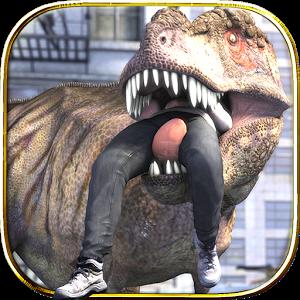 恐龙模拟:恐龙世界图标