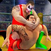 摔跤明星图标